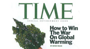 Hycrete, Inc. was named by Time Magazine as one of four companies leading the fight to win the war on global warming
