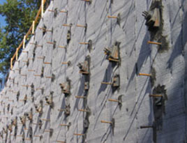 Waterproofing penetrations such as tie-backs are not only fiddly to design; they are also expensive and time-consuming to install, and these details often leak