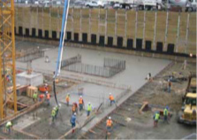 University of Washington Medicine (Below-grade foundation with Hycrete)
