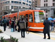 The South Lake Union Trolley light rail system in Seattle saved over $1 million by using Hycrete products. Services under the street did not have to be relocated to protect them from electrical corrosion.